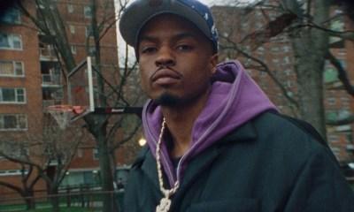 Pi'erre Bourne in 4U music video