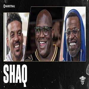 Shaq All The Smoke interview