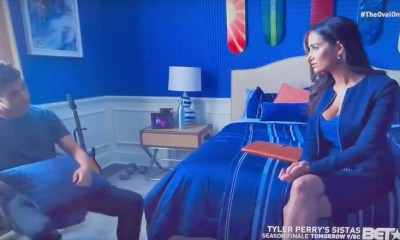 Tyler Perry's Controversial Scene on BET