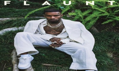 Tory Lanez on the Cover of Flaunt Magazine