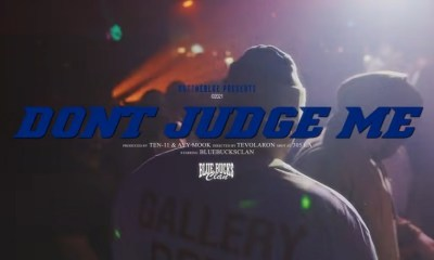BlueBucksClan Don't Judge Me music video