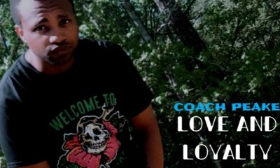 Coach Peake Love and Loyalty