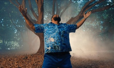 DJ Khaled Thankful music video