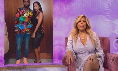 Erica Mena threatens Wendy Williams husband beat her