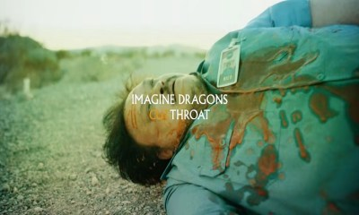 Imagine Dragons Cutthroat music video