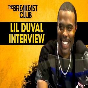 Lil Duval Breakfast Club