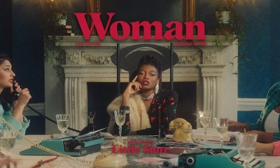 Little Simz Woman music video