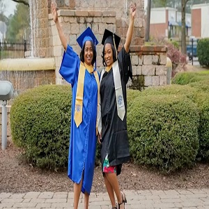 Marcia Thomas Amanda Ross mother daughter college graduation Mothers Day