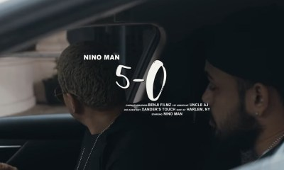 Nino Man 5 0 music video
