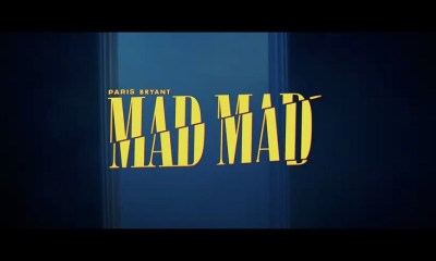 Paris Bryant Mad Mad music video