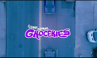 Pi'erre Bourne Groceries music video