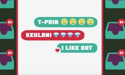 T-Pain I Like Dat lyric video