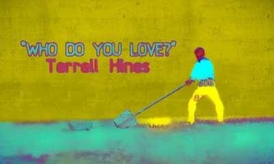 Terrell Hines Who Do You Love lyric video