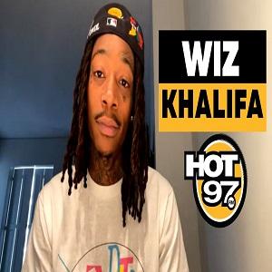 Wiz Khalifa Hot 97