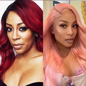 K. Michelle plastic surgery new face