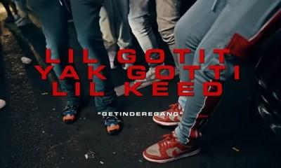 Lil Gotit Get In Dere Gang music video