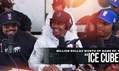 Ice Cube talks NWA, solo career, business, BIG3, and more with Gillie Da King and Wallo