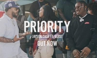Jayson Cash Priority music video