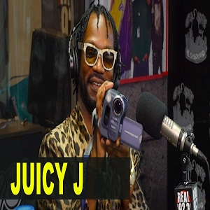 Juicy J interview with Big Boy on Real 92.3