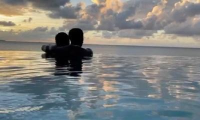 Lori Harvey and Michael B. Jordan's vacation baecation trending on Twitter