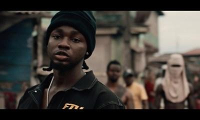 Omah Lay Understand music video