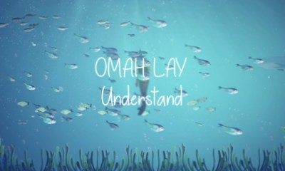 Omah Lay Understand official lyric video