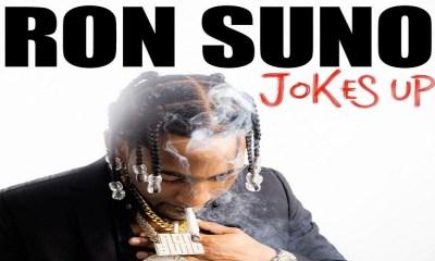 Ron Suno Jokes Up album stream
