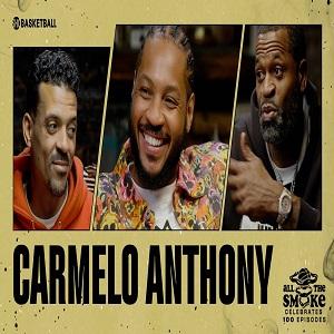 Carmelo Anthony talks Kobe and LeBron, 2003 NBA draft, Denver, New York, and Portland