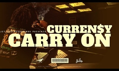 Curren$y Carry On music video