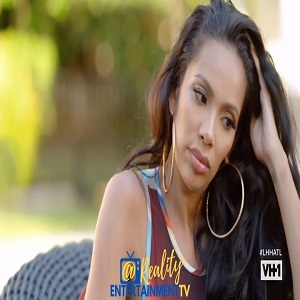 Erica Mena is too beautiful to be dealing with Safaree's drama according to LHHATL fans
