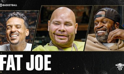 Fat Joe talks creating Terror Squad, feuds with 50 Cent and Jay-Z, and more on All The Smoke