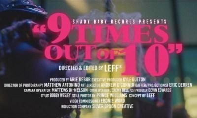 Gunna and Taurus 9 Times Outta 10 music video