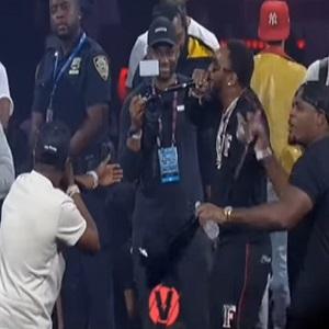 Jadakiss tells Cam'ron to shut the F up during Verzuz battle