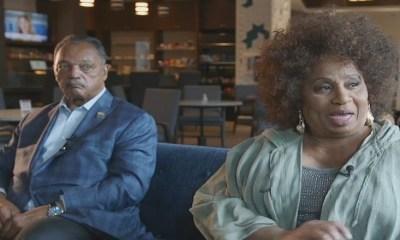 Jesse Jackson and wife Jacqueline Jackson hospitalized for testing positive for COVID-19