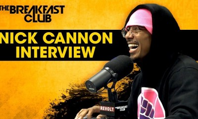 Nick Cannon talks ownership and cancel culture on The Breakfast Club