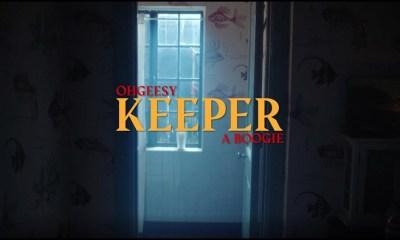 OhGeesy Keeper music video