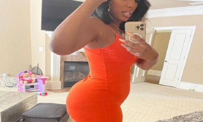 Porsha Williams explains that a woman with a natural thick body will have a bit of a fupa or gut