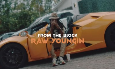 Raw Youngin From The Block music video