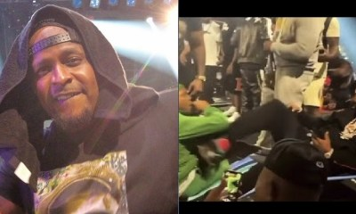 Sheek Louch talks Styles P and Cam'ron almost fighting with Sway