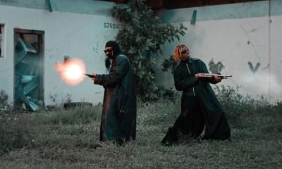 Trippie Redd MP5 music video
