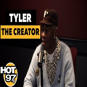 Tyler The Creator talks new album Odd Future and more on Hot 97