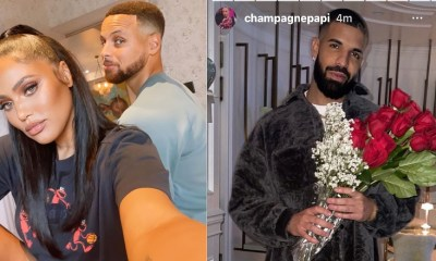 Ayesha Curry trends on Twitter after Drake shouts her out on Certified Lover Boy