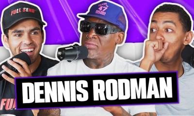 Dennis Rodman talks partying with Kim Jong-un and relationship with Michael Jordan