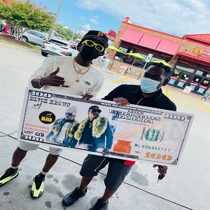 Don Yolo gives away free gas with the Spin Da Block Challenge