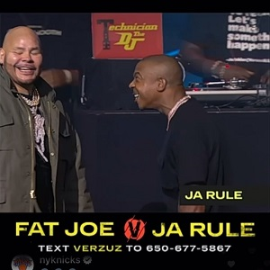 Fat Joe clowns Ja Rule's Verzuz intro, what is this shit