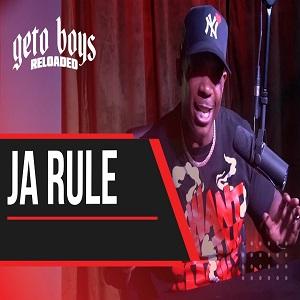 Ja Rule talks Murder Inc. supergroup with Jay-Z and DMX on Geto Boys' podcast