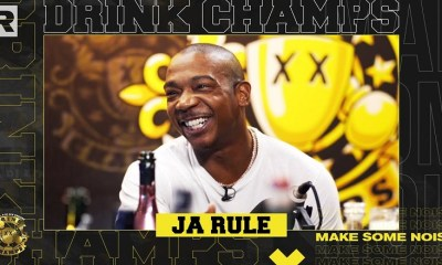 Ja Rule talks Verzuz battle against Fat Joe, his career, the beefs, and more on Drink Champs