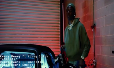 Kenny Muney Young Dolph Ashtray music video