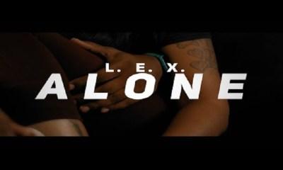 L.E.X. Alone music video