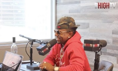 Lil Zane talks starring in BMF series, on Starz, and 50 Cent telling him the show will be bigger than Power